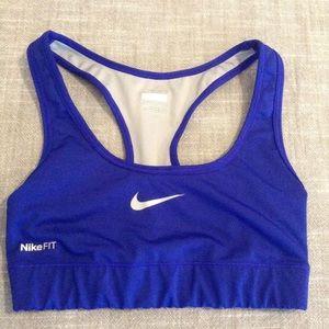 Nike Fit Dry sports bra.
